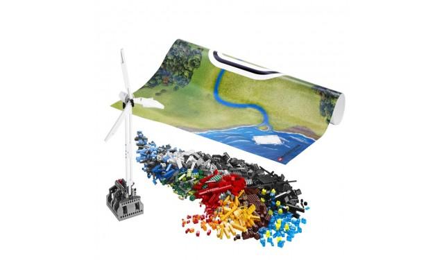 "LEGO 9594 ПервоРобот NXT ""Экоград"""