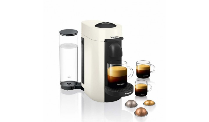 Кофемашина Nespresso Vertuo Plus white