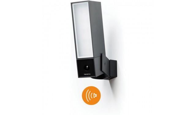 Умная камера видеонаблюдения Netatmo Presense Outdoor с сиреной