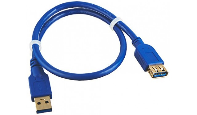 Monoprice  USB  3.0  Active Extension 5m