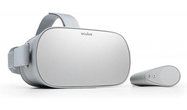 Очки виртуальной реальности Oculus Go - 32 GB