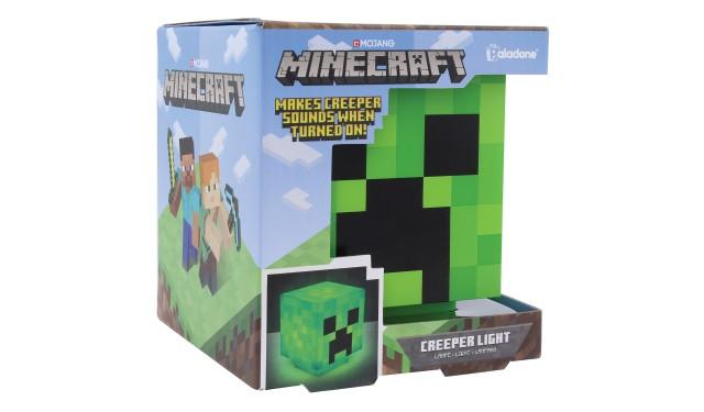 Светильник Minecraft Creeper Light BDP PP6595MCF