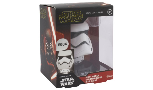Светильник SW First Order Stormtrooper Icon Light BDP PP6294SWN