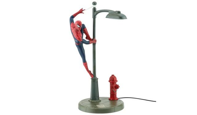 Настольная лампа Spiderman Lamp PP6369MC