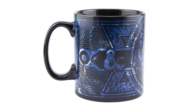 Кружка Dungeons and Dragons Heat Change Mug XL 550 мл PP6637DD