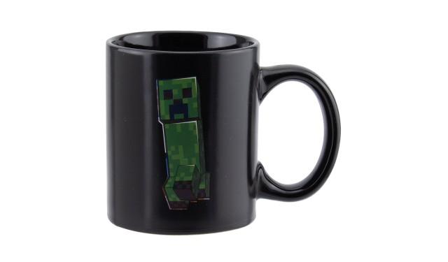 Кружка Minecraft Creeper Heat Change Mug 300ML PP7975MCF