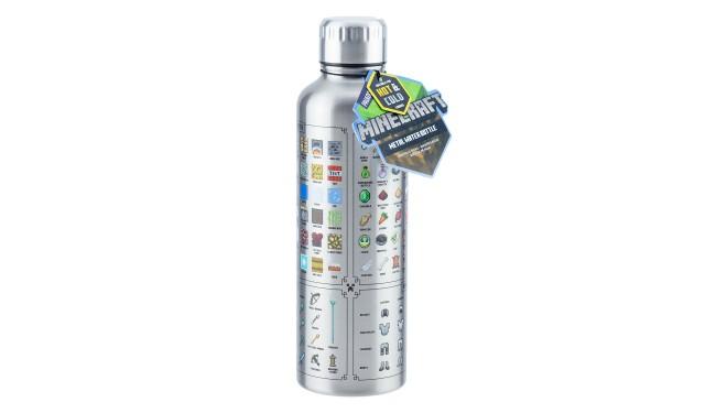 Бутылка для воды Minecraft Metal Water Bottle PP7995MCF