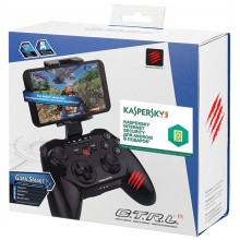 Продукты Mad Catz с бонусами Kaspersky internet Security.