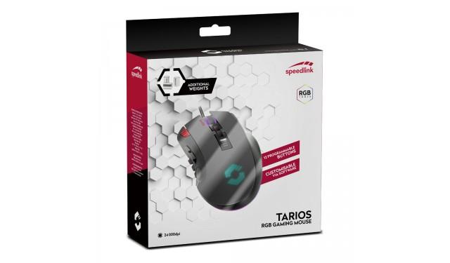 Мышь SPEEDLINK TARIOS RGB Gaming Mouse (SL-680012-BK)