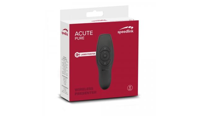 Презентер SPEEDLINK ACUTE Pure (SL-600400-BK)