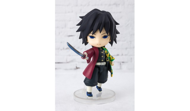 Фигурка Figuarts Mini Demon Slayer: Kimetsu no Yaiba Giyu Tomioka 603487