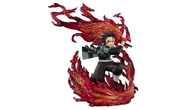 Фигурка Figuarts Zero Demon Slayer: Kimetsu no Yaiba Tanjiro Kamado Hinokami Kagura