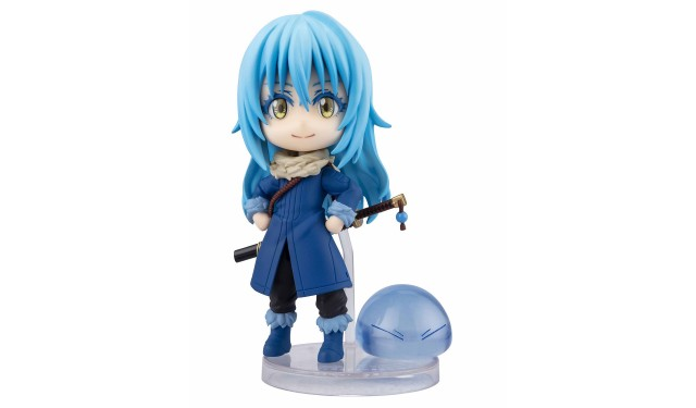 Фигурка Figuarts Mini That Time I Got Reincarnated as a Slime Rimuru Tempest 608284