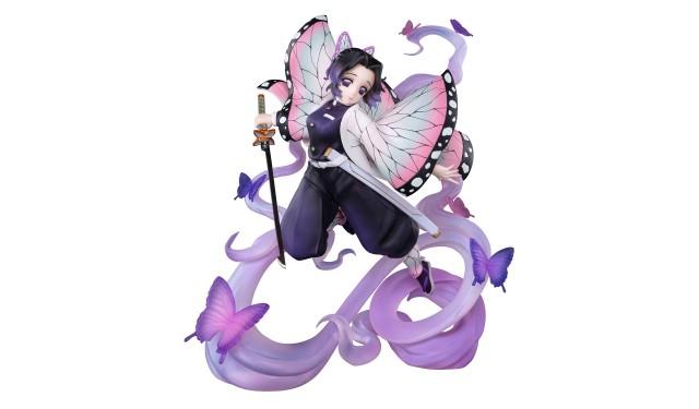 Фигурка Figuarts ZERO Demon Slayer Shinobu Kocho Insect Breathing 612595