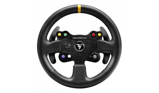 Thrustmaster TM LEATHER 28GT WHEEL ADD-ON для PS4/XBOXОNE/PC/PS3