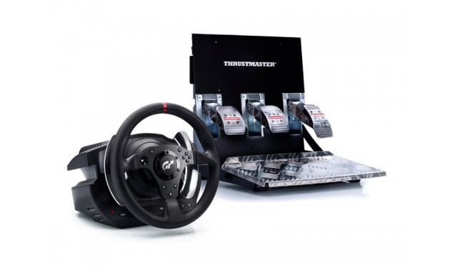 Thrustmaster T500 RS GT Racing Wheel EU Version, PC/PS3