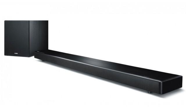 Саундбар YAMAHA YSP-2700 black