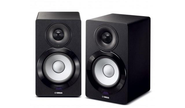Полочная акустическая система YAMAHA NX-N500 black